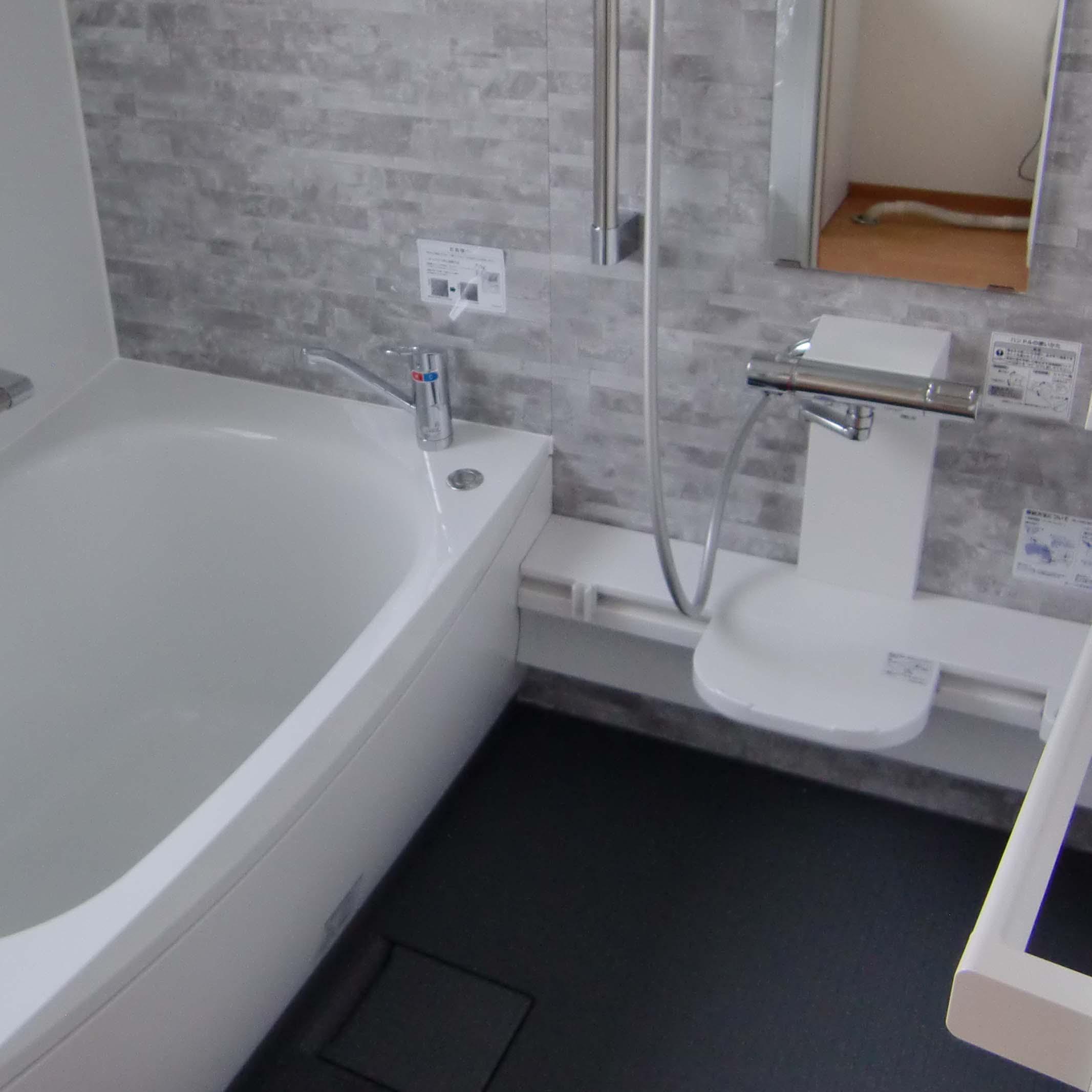 浴室リフォーム、静岡県三島市・施工後
