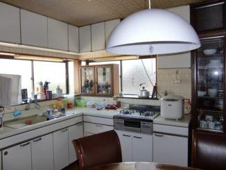 キッチンリフォーム、静岡県駿東郡清水町 2
