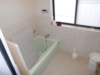 浴室リフォーム(函南町)施工前