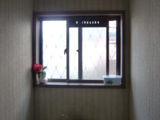 静岡県東部、トイレリフォーム(施工前)