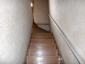 静岡県まるごとリフォーム(階段)施工前