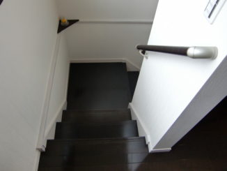 静岡県まるごとリフォーム(階段)施工後