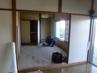静岡県 風呂リフォーム(施工前)