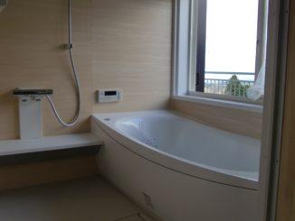 風呂リフォーム(施工後)